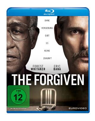 """Das Blu-ray-Cover von """"The Forgiven"""" (© 2021 EuroVideo)"""