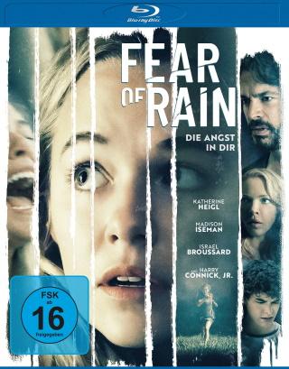 """Das Blu-ray-Cover von """"Fear of Rain - Die Angst in dir"""" (© Leonine Distribution)"""