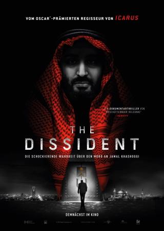 "Das Hauptplakat von ""The Dissident"" (© DCM)"