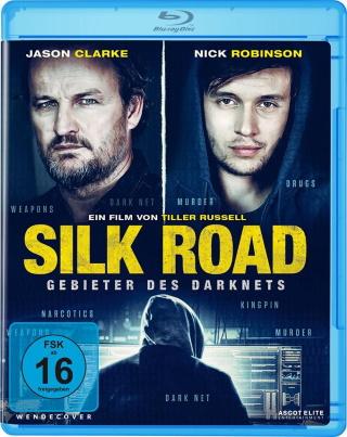 """Das Blu-ray-Cover von """"Silk Road - Gebieter des Darknets"""" (© Ascot Elite)"""
