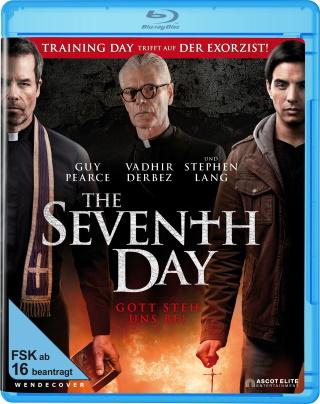 """Das Blu-ray-Cover von """"The Seventh Day"""" (© Ascot Elite)"""