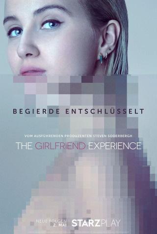 """Das Plakat von """"The Girlfriend Experience"""" (© Starzplay)"""
