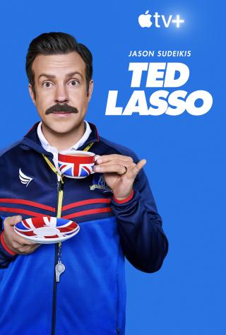 """Das Artwork der ersten Staffel """"Ted Lasso"""" (© Apple TV+)"""
