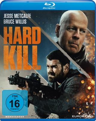 """Das Blu-ray-Cover von """"Hard Kill"""" (© EuroVideo)"""