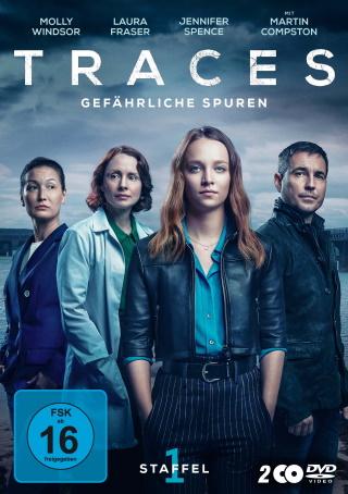 """Das DVD-Cover von """"Traces - Gefährliche Spuren"""" (© Polyband)"""