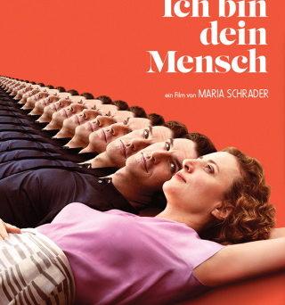 """Das Hauptplakat von """"Ich bin dein Mensch"""" (© Majestic Film)"""