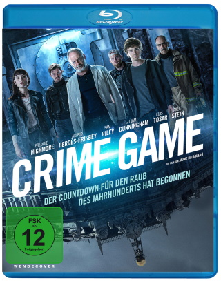 """Das Blu-ray-Cover von """"Crime Game"""" (© SquareOne Entertainment)"""