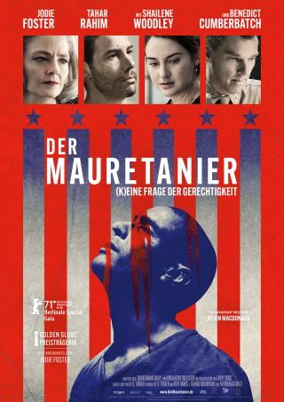 """Das Hauptplakat von """"Der Mauretanier"""" (© Tobis Film)"""
