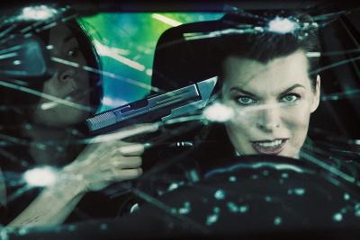 Agent Bruce lässt sich nicht so schnell aus der Ruhe bringen (© EuroVideo)