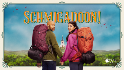 """Das Artwork von """"Schmigadoon!"""" (© Apple TV+)"""