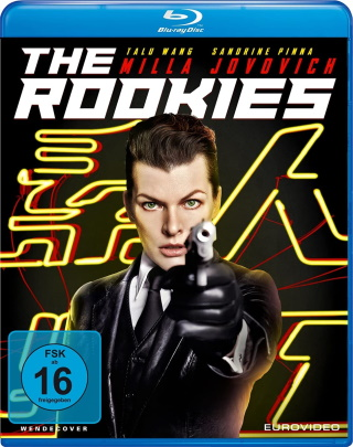 "Das Blu-ray-Cover von ""The Rookies"" (© EuroVideo)"