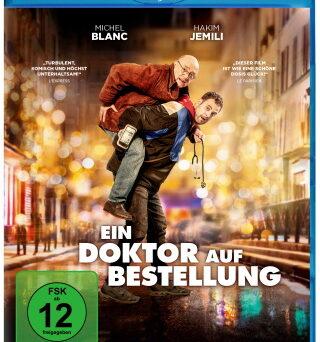 """Das Blu-ray-Cover von """"Ein Doktor auf Bestellung"""" (© SquareOne Entertainment)"""