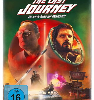 "Das DVD-Cover von ""The Last Journey"" (© EuroVideo)"