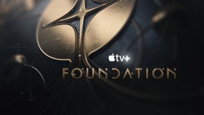 """Das Artwork von """"Foundation"""" (© Apple TV+)"""