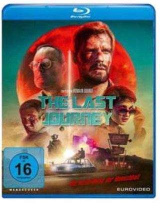 """Das Blu-ray-Cover von """"The Last Journey"""" (© EuroVideo)"""