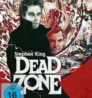 """Das Mediabook-Artwork von """"Dead Zone"""" (© Koch Films)"""