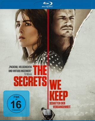 "Das Blu-ray-Cover von ""The Secrets We Keep"" (© 2021 Leonine Studios)"