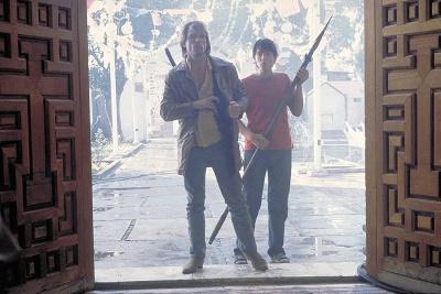 Derek und Sancho melden sich zum Dienst (© 2002 Global Entertainment Productions GmbH & Co. Movie KG. All Rights Reserved.)